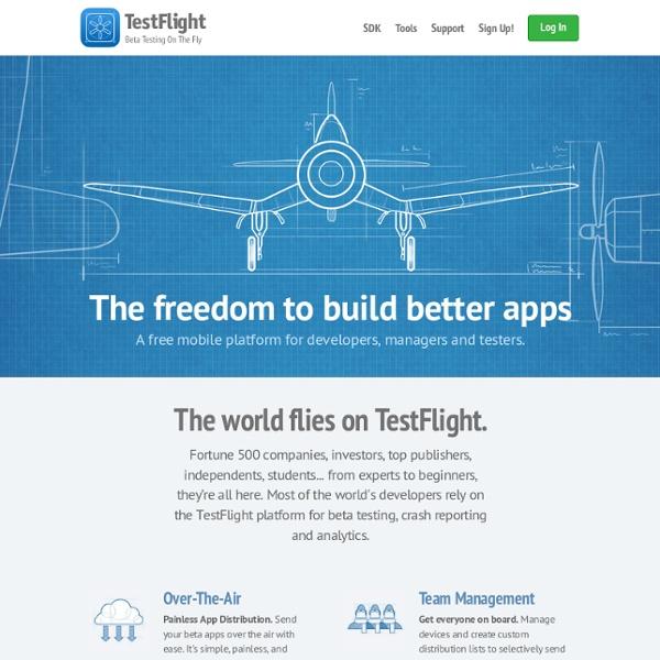 TestFlight » IOS Beta Testing On The Fly