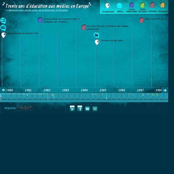 Les textes clés de l'éducation aux médias en Europe < owni