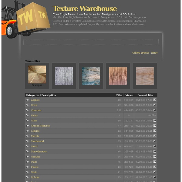 Texture Warehouse