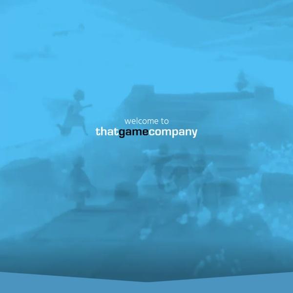 Thatgamecompany