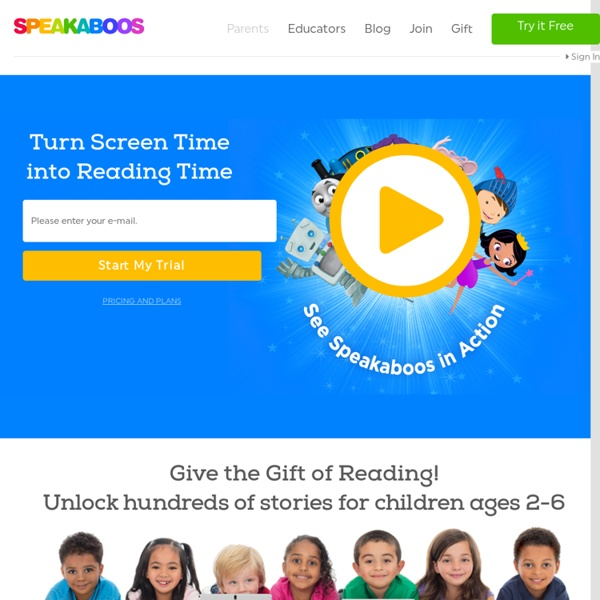 Kids Stories, Songs, Games, Videos & Educational Activities