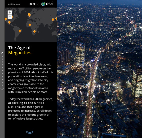 The Age of Megacities