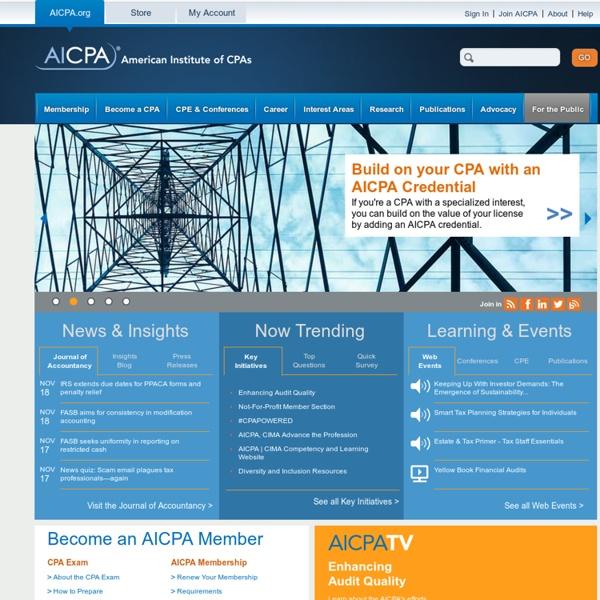 AICPA.org