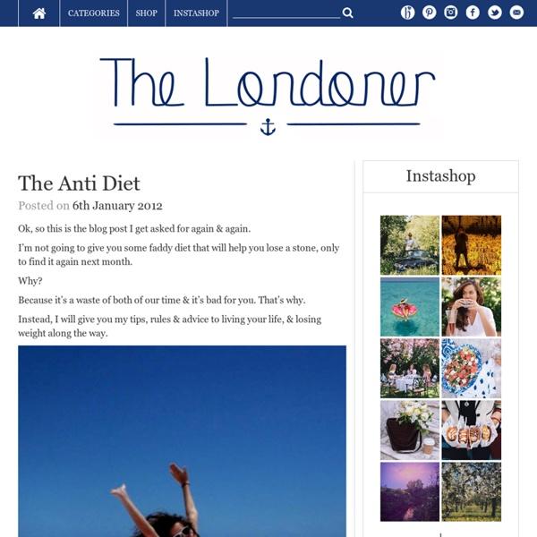 The Anti Diet