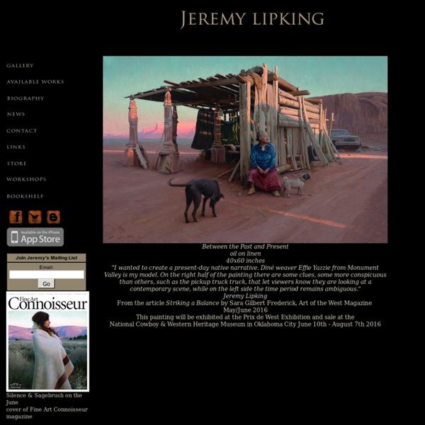 The Art of Jeremy Lipking
