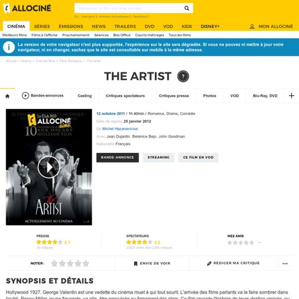 The Artist - film 2011