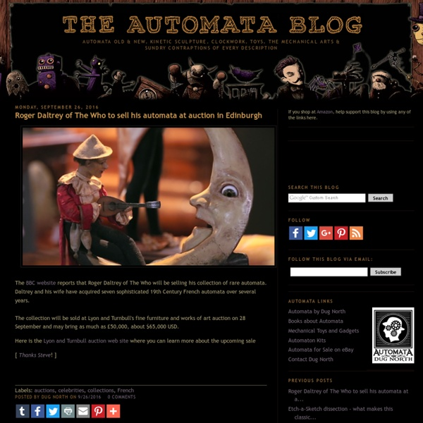 The Automata Blog