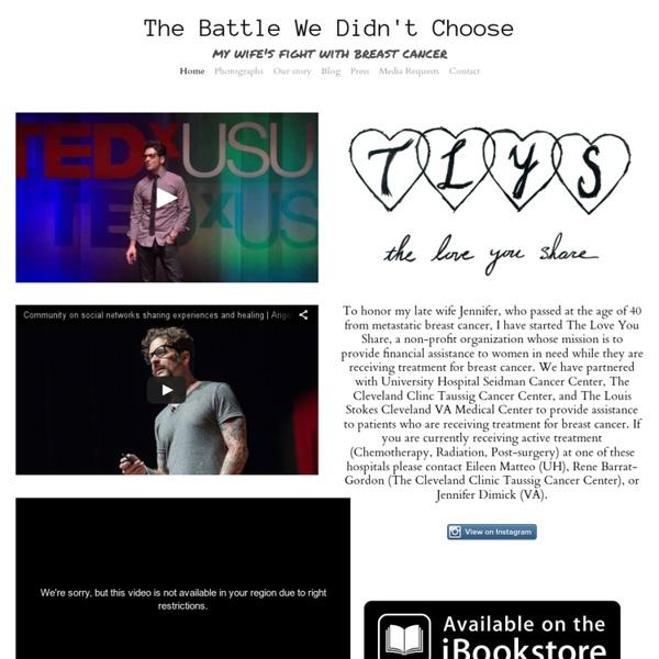 The Battle We Didn't Choose