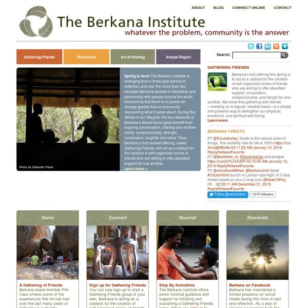 The Berkana Institute