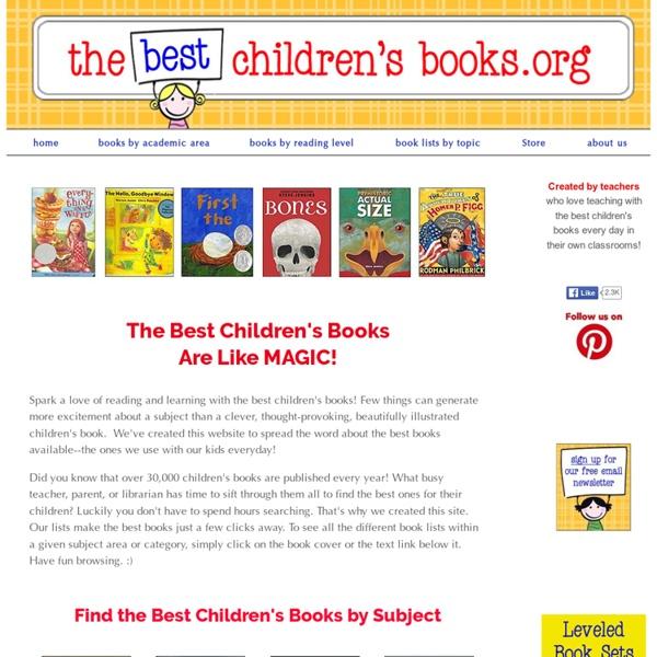 The Best Children's Books!