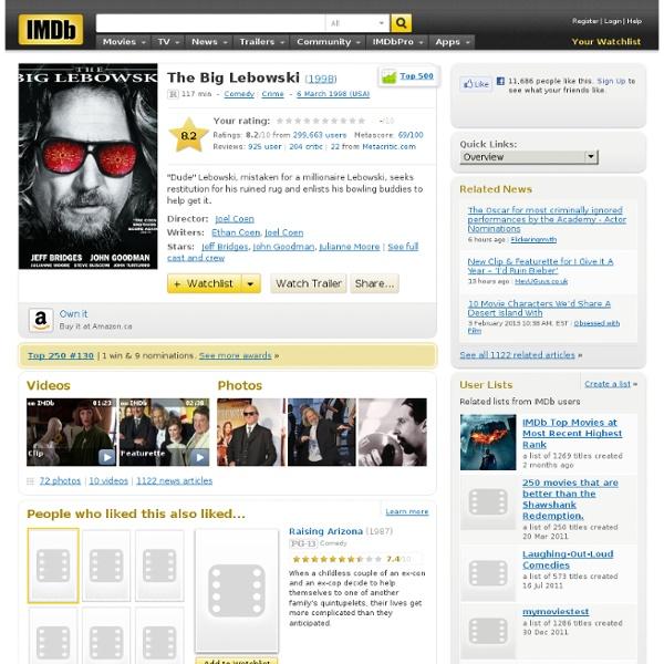 the big lebowski 1998 full cast crew imdb autos post