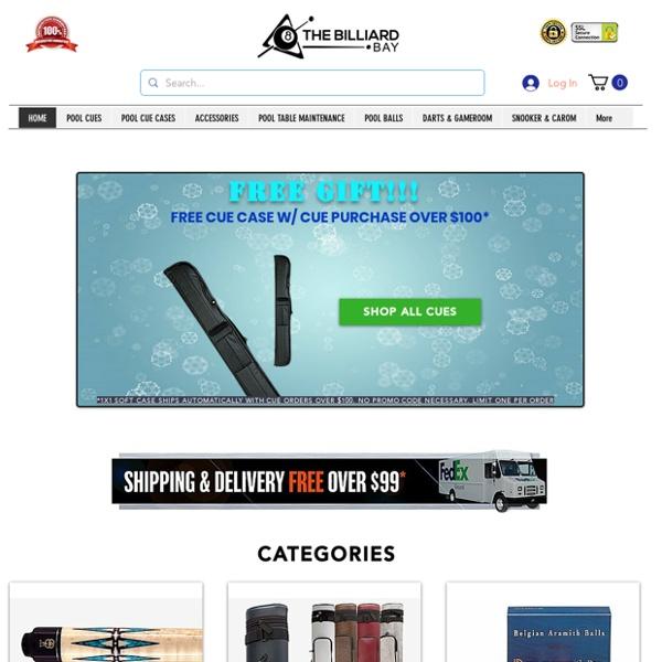 Premium Billiard Supplies