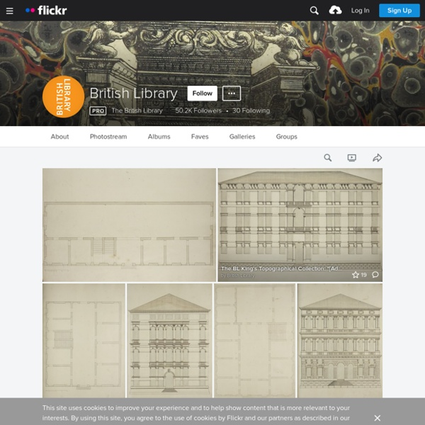 The British Library's Photostream