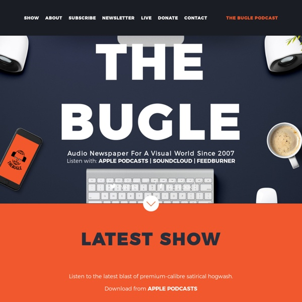 The Bugle Podcast