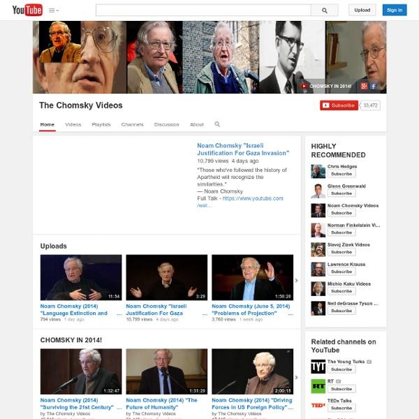 The Chomsky Videos