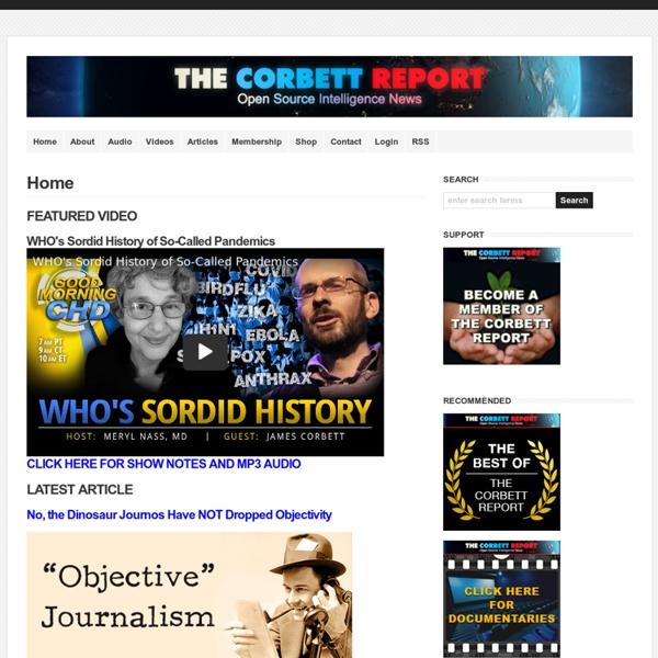 The Corbett Report