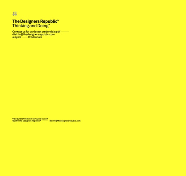 The Designers Republic™