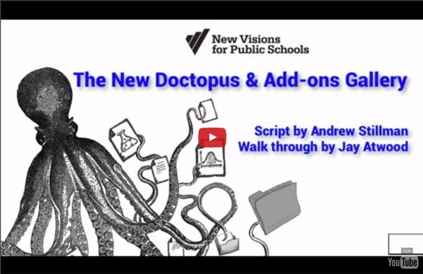 The New Doctopus & Add-ons Gallery