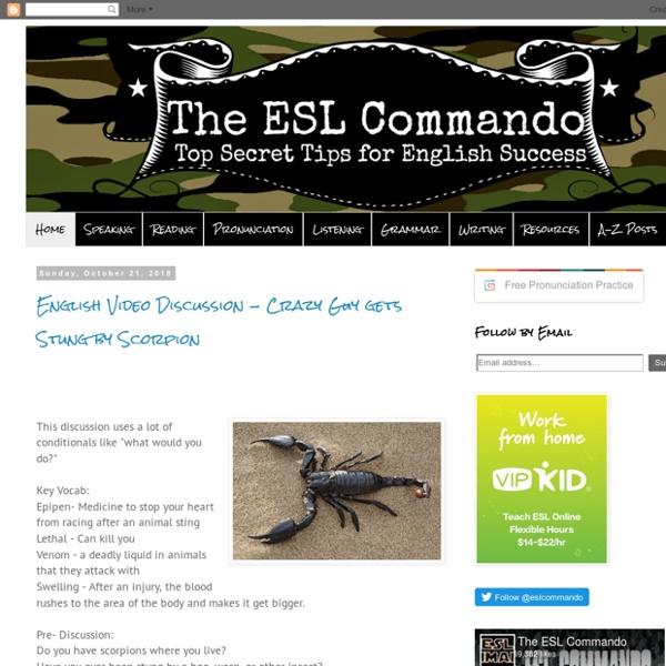 The ESL Commando