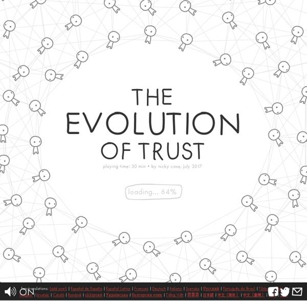 The Evolution of Trust