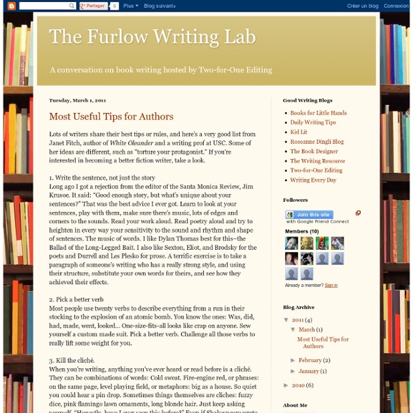 The Furlow Writing Lab