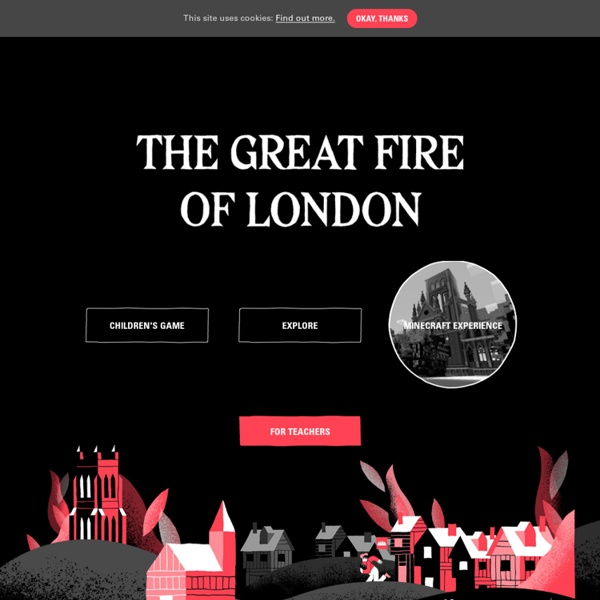 The Great Fire Of London - The Great Fire of London