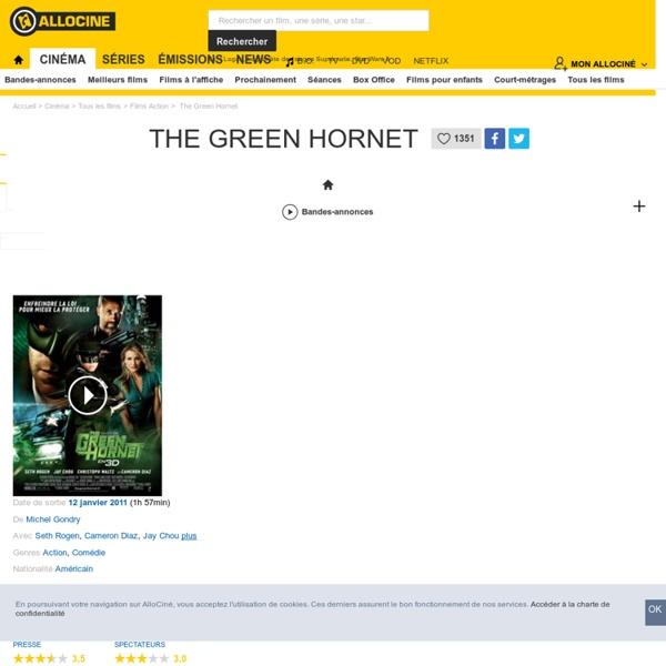 The Green Hornet - film 2011