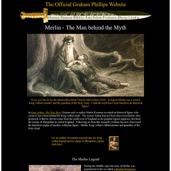 The Historical Merlin