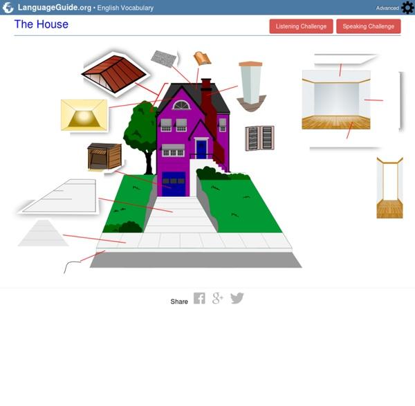 The House - English Vocabulary