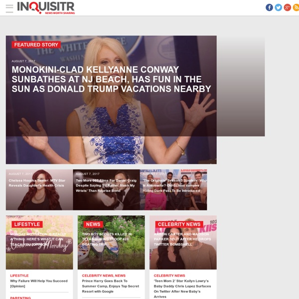 The Inquisitr News