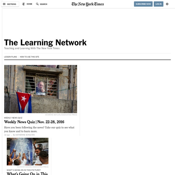 The Learning Network - NYTimes.com