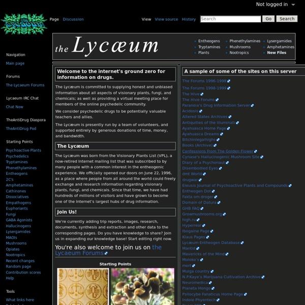 The Lycaeum