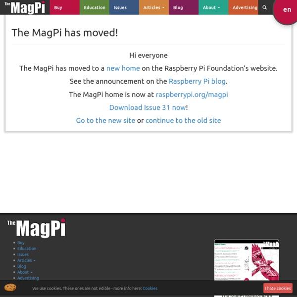 HOME - Magpi