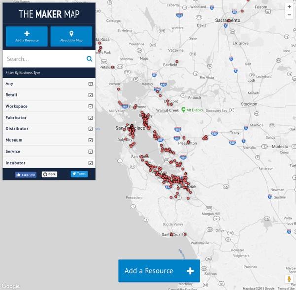 Find or Map Maker Resources