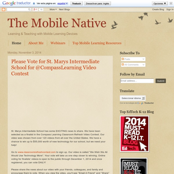 The Mobile Native