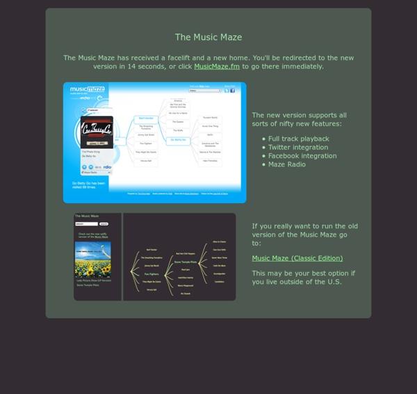 The Music Maze