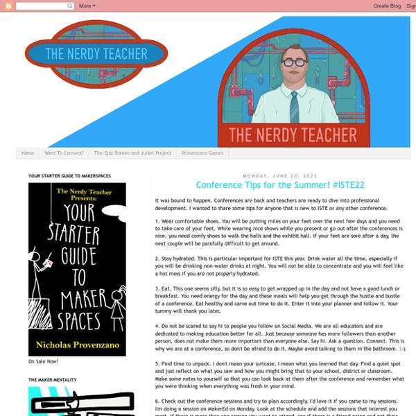 The Nerdy Teacher