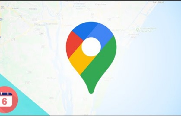 The New Google Maps (2020)