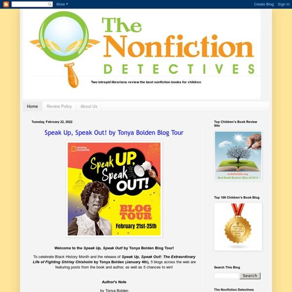 The Nonfiction Detectives