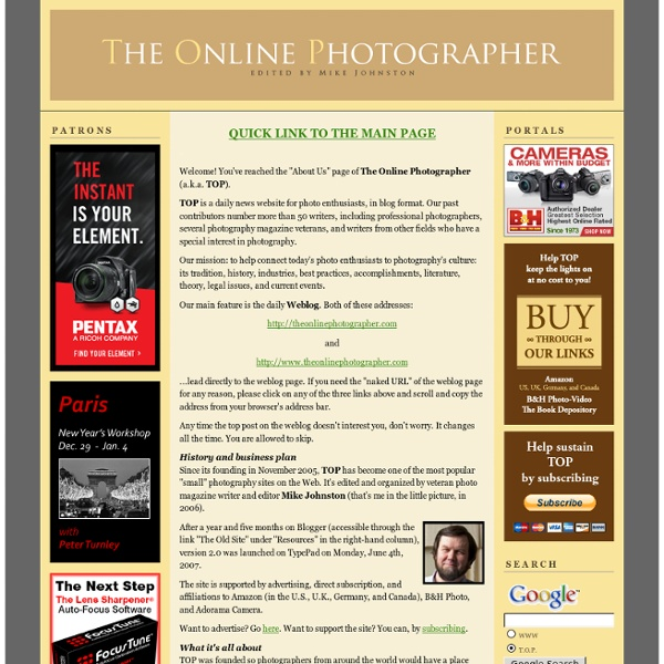 The Online Photographer: