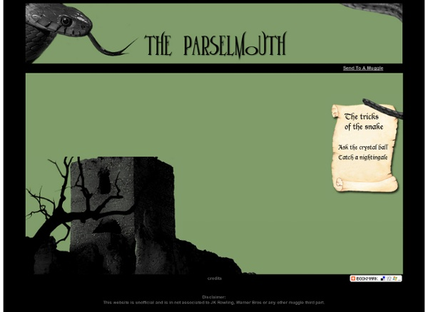 The Parselmouth
