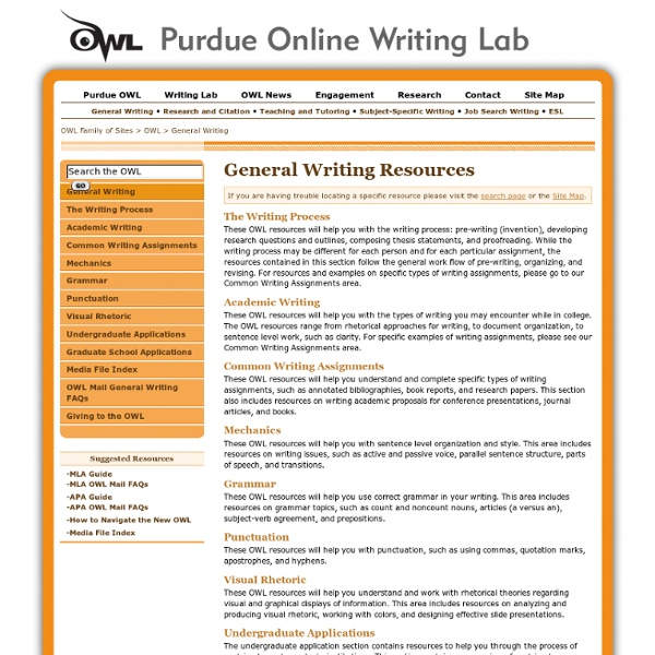 writing a thesis owl purdue These owl resources will help you learn how to use purdue owl apa citing a thesis - dabudscom the official youtube channel for the purdue online writing lab.