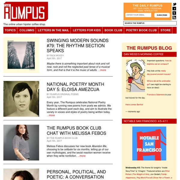 The Rumpus.net