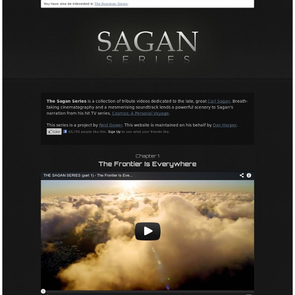 The Sagan Series