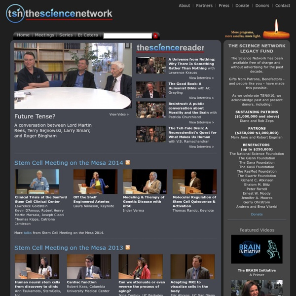 The Science Network