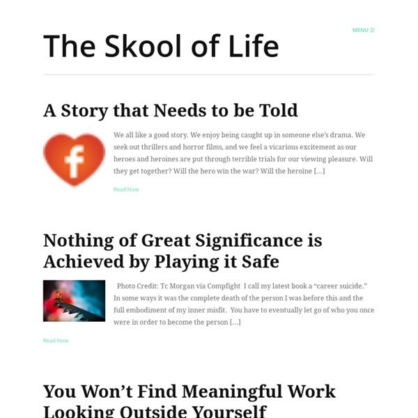 The Skool of Life