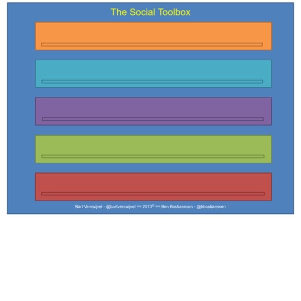The Social Toolbox