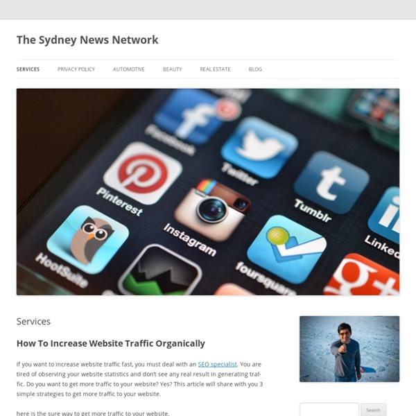 The Sydney News Network