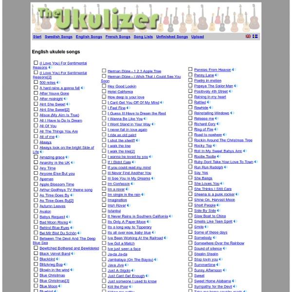 The Ukulizer