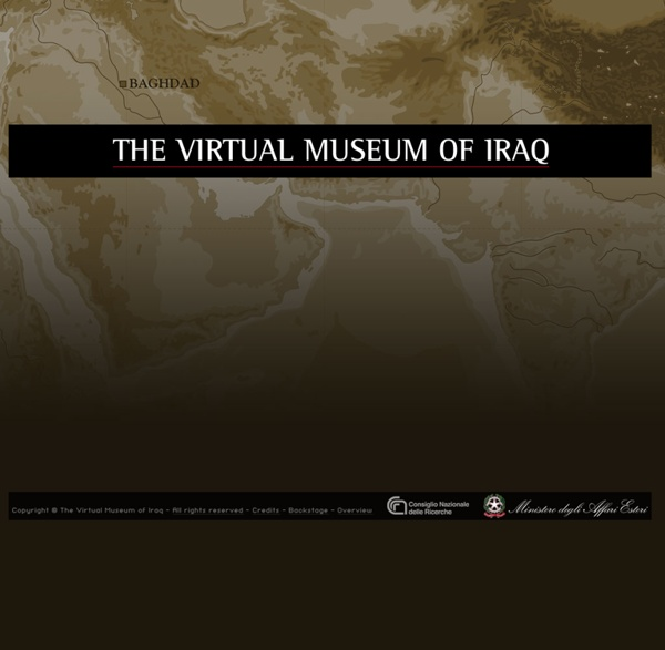 The Virtual Museum of Iraq
